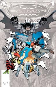 DC Comics - #0 Zero Issue - Batman Incorporated