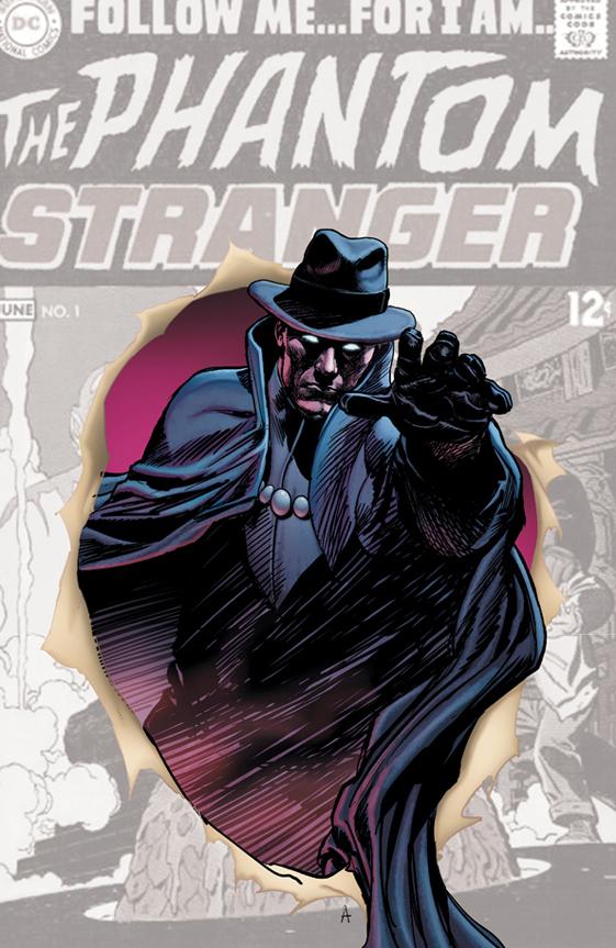 DC Comics - #0 Zero Issue - The Phantom Stranger