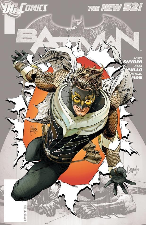 DC Comics - #0 Zero Issue - Talon