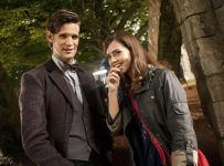Doctor Who - Series 7 - Jenna-Louise Coleman and Matt Smith