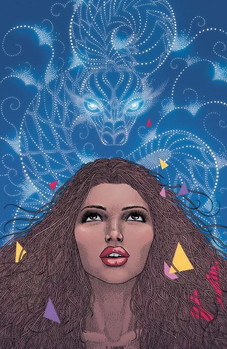 Dominique Laveau: Voodoo Child #4 (DC/Vertigo) - Artist: Rafael Grampa