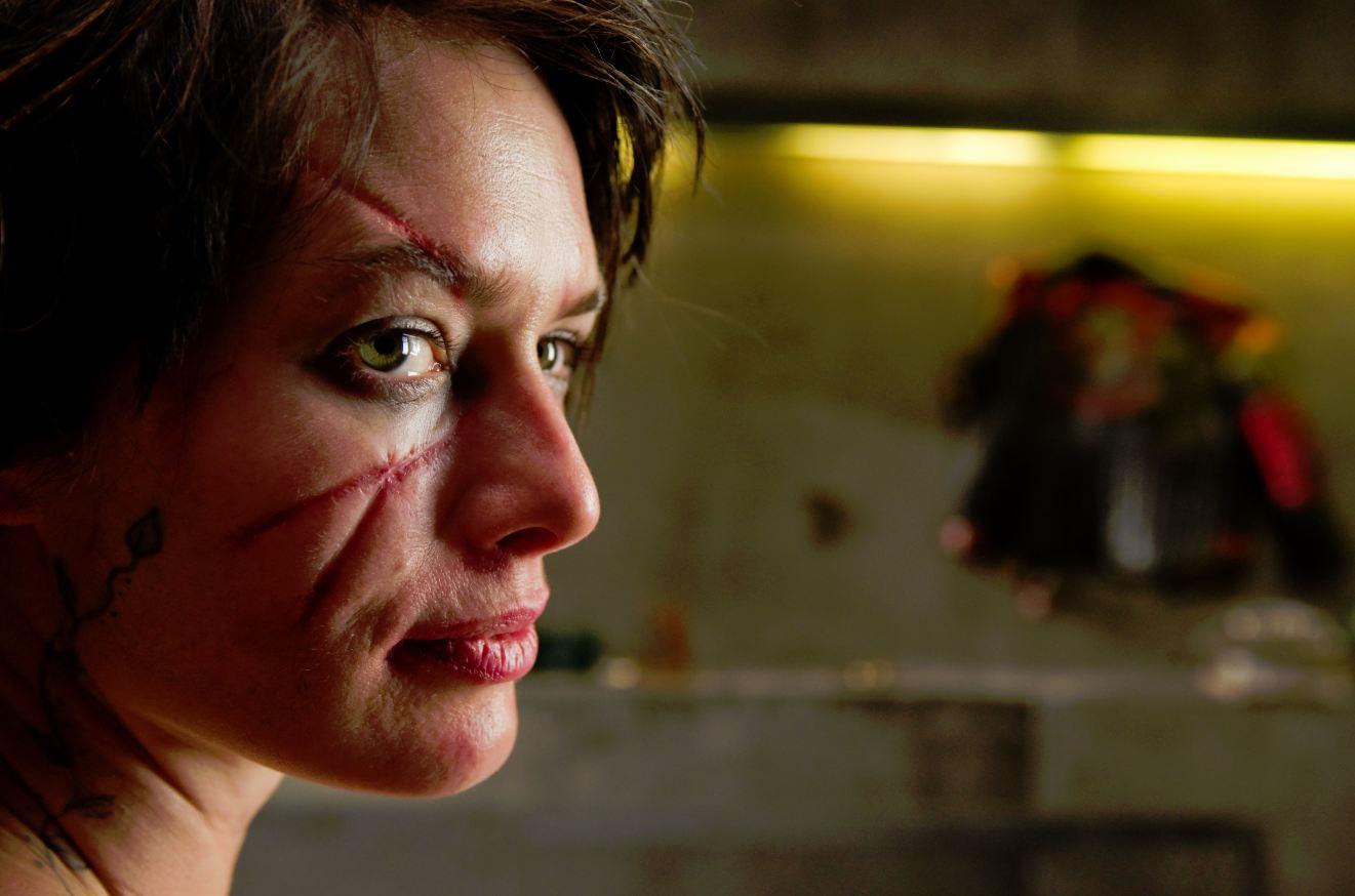 Judge Dredd - Lena Heady - Ma Ma Madrigal