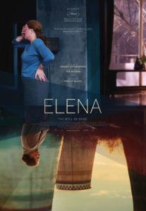 Elena poster - Palace Films