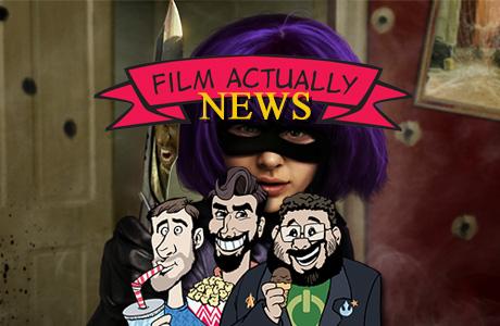 Film Actually News Banner - Hit Girl