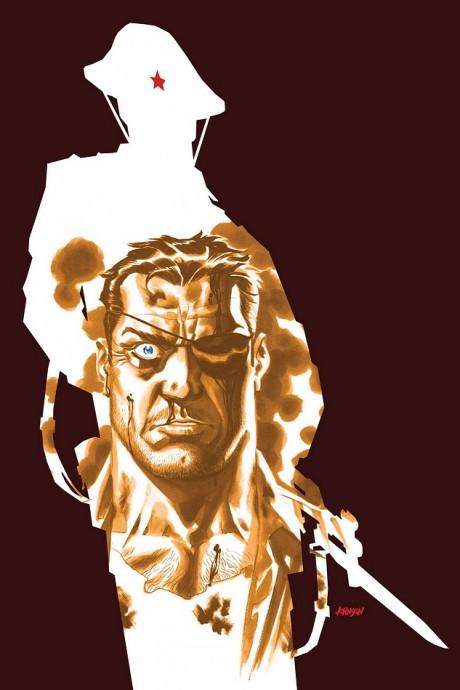 Fury MAX #3 (Marvel) - Artist: Dave Johnson