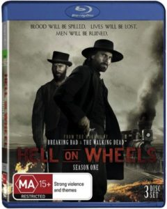 Hell on Wheels - Season 1 Blu-ray