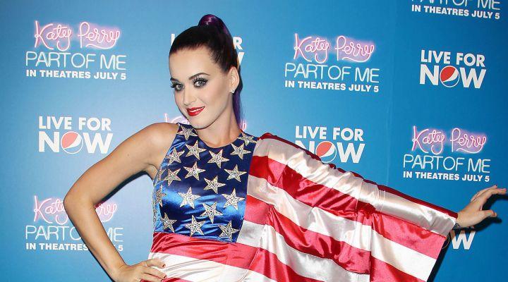 `Katy Perry: Part of Me` Performance for Pepsi`s Fleet Week