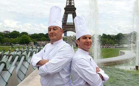 Le Chef - Jeno Reno and Michael Youn