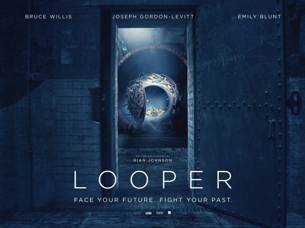 Looper - poster 2