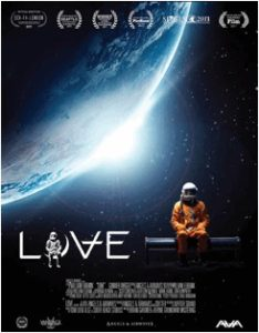 Love poster - William Eubank