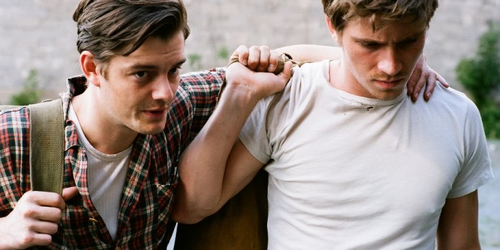 On the Road - Garrett Hedlund and Sam Reilly