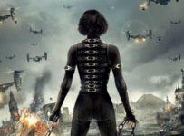 Resident Evil: Resident Evil: Retribution poster - International