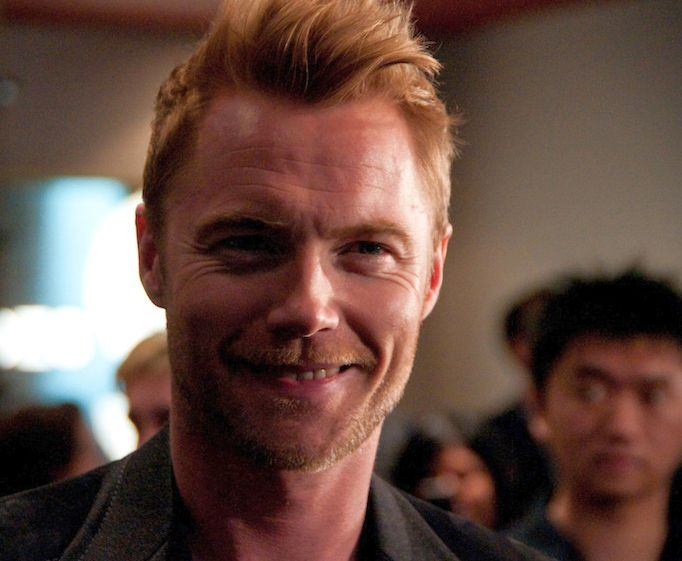Ronan Keating - Warrior Sydney Premiere
