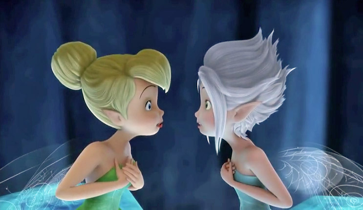New Trailer for Disney Fairies Movie Secret of the Wings ...