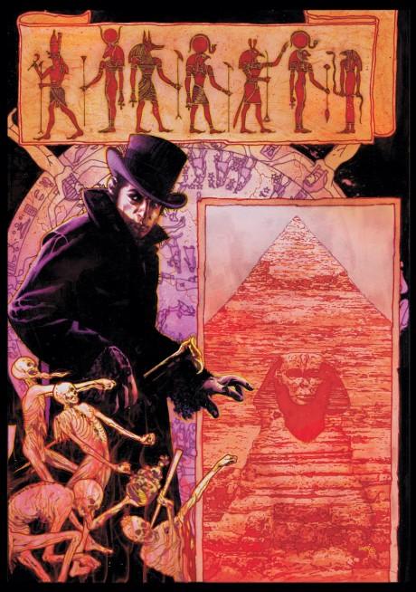 The Shade #9 (DC) - Artist: Tony Harris