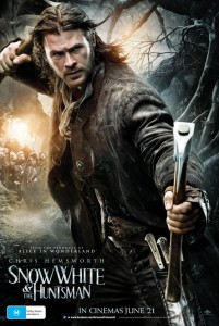 Snow White and the Huntsman poster - Australia