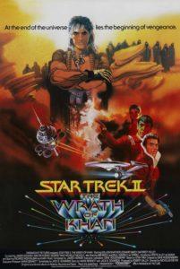 Star Trek II: The Wrath of Khan poster