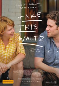 Take This Waltz - Australian poster