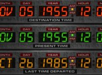 Back to the Future - Time Circuits