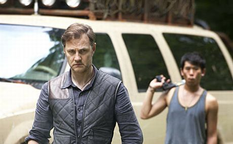 The Walking Dead - David Morrissey As The Governor