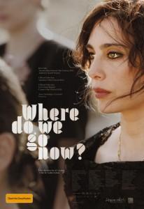 Where Do We Go Now? Australian poster