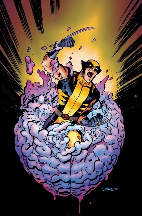 Wolverine #308 (Marvel) - Artist: Chris Samnee