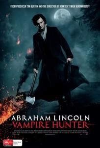 Abraham Lincoln: Vampire Hunter poster AU