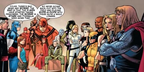 Avengers v X-Men #7