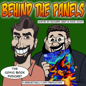 Behind the Panels - Episode 36 - Justice