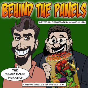 Behind the Panels - Issue 33