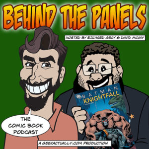 Behind the Panels - Issue 35 cover