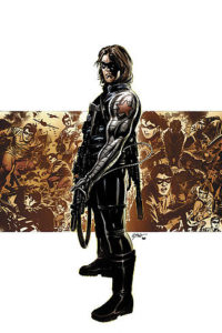 Captain America #11 - Winter Soldier