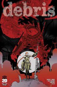 Debris #1 Cover (Image)