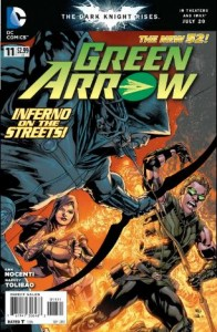 Green Arrow #11 (2012)