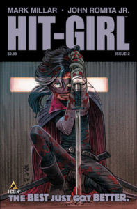 Hit-Girl 2 - Cover