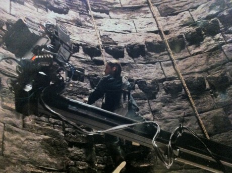 The Galeries - The Dark Knight Rises - Batcave