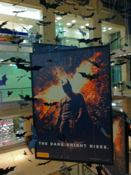 The Galeries - The Dark Knight Rises