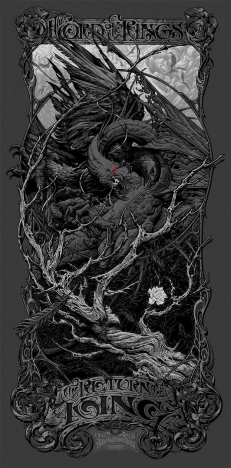 Return of the King - Mondo poster