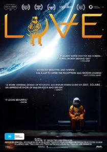 LOVE theatrical poster