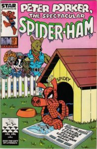 Peter Porker: The Spectacular Spider-Ham Issue 5