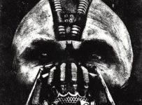 The Dark Knight Rises - Bane IMAX poster