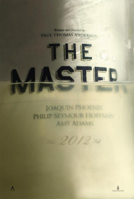 The Master poster - Designer: Dustin Stanton