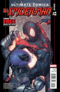 Ultimate Comics: Spider-Man #12 cover
