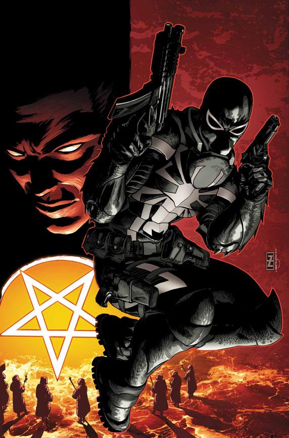 Venom 23 Cover