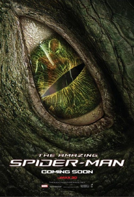 The Amazing Spider-man - Lizard poster