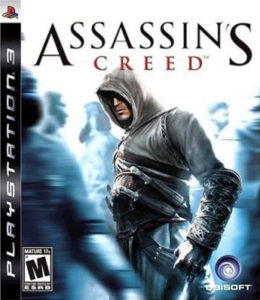 Assassin's Creed PS3 cover art