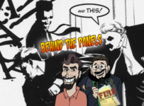 Behind the Panels 34 - Fire