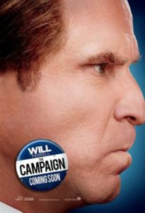 Will Ferrell - The Campaign poster
