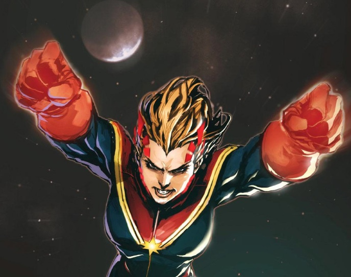 Captain Marvel (Marvel) #1