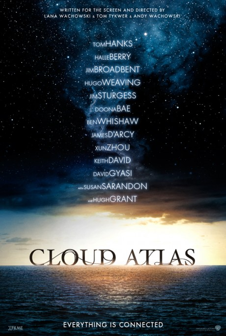 Cloud Atlas poster